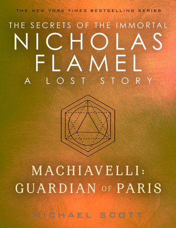 Buchcover zu Machiavelli: Guardian of Paris
