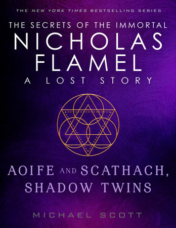 Cover zu Aoife and Scathach, Shadow Twins