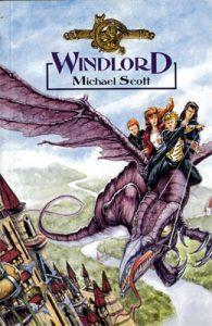 Buchcover zu Windlord
