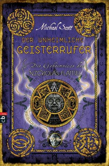 Buchcover zu Der unheimliche Geisterrufer