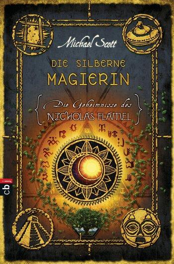 Buchcover zu Die silberne Magierin
