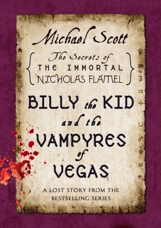 Cover zu Billy the Kid and the Vampyres of Vegas