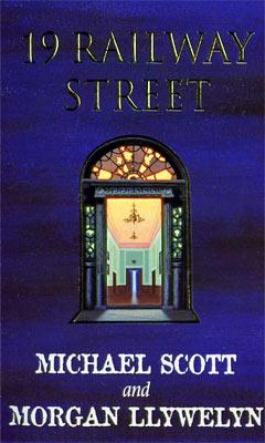 Buchcover 19 Railway Street