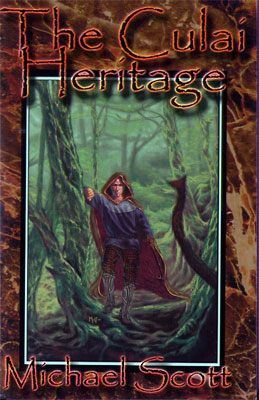 Buchcover The Culai Heritage