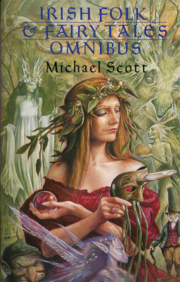 Buchcover Irish Folk & Fairy Tales Omnibus