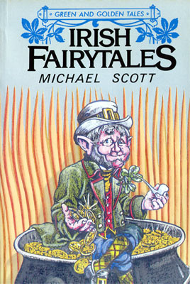 Buchcover Irish Fairytales