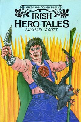 Buchcover Irish Hero Tales