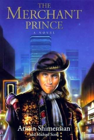Buchcover The Merchant Prince
