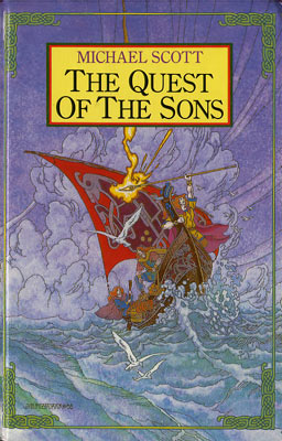 Buchcover The Quest of the Sons