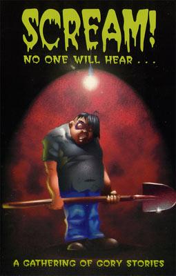 Buchcover Scream! No One Will Hear