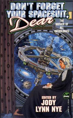 Buchcover Don't Forget Your Spacesuit, Dear