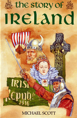 Buchcover The Story of Ireland