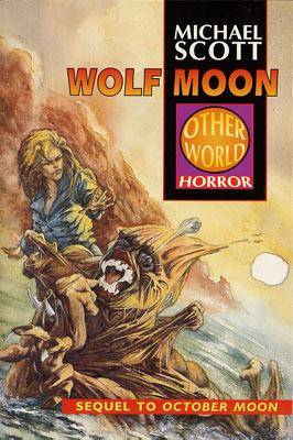 Buchcover Wolf Moon